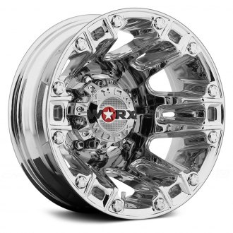 WORX® - 803C BEAST DUALLY Chrome