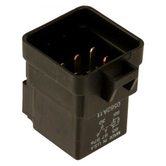 ACDelco® - Engine Cooling Fan Motor Relay