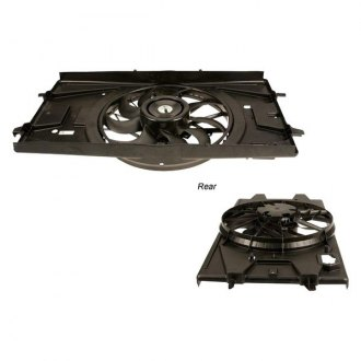ACDelco® - GM Original Equipment™ Engine Cooling Fan Assembly