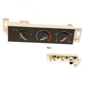 ACDelco® - GM Original Equipment HVAC Heater Control Panel