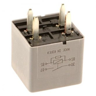 ACDelco® - GM Original Equipment™ Starter Relay