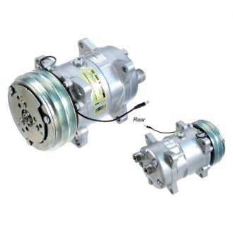 Air Products® - A/C Compressor with Clutch
