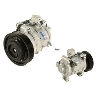 Air Products® - A/C Compressor