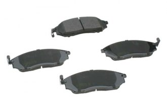 Akebono® W0133-1610940-AKE - PRO-ACT Ultra-Premium Ceramic Brake Pad Set