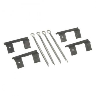 Allmakes 4x4® - Rear Disc Brake Hardware Kit