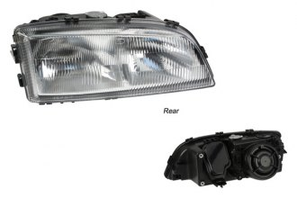 Apa/Uro Parts® - Headlight Assembly