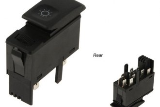 APA/URO Parts® - W0133-1616593 Headlight Switch