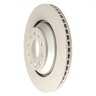 ATE® - Vented 1-Piece Rear Brake Rotor