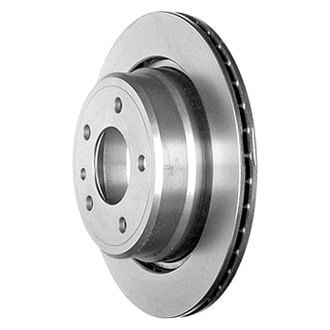 ATE® - Original Rear Brake Rotor
