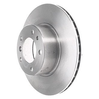 ATE® - Vented 1-Piece Front Brake Rotor