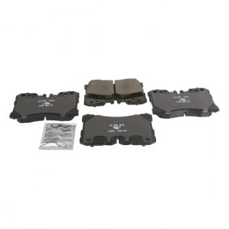 ATE® - Premium One Ceramic Front Brake Pad Set