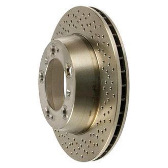 ATE® - 1-Piece Rear Brake Rotor