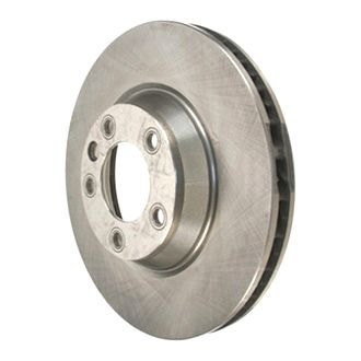 Balo® - 1-Piece Front Driver Side Brake Rotor