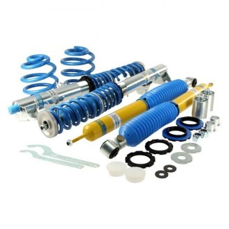 Bilstein® - B16 Series PSS9 Front and Rear Adjustable Coilovers