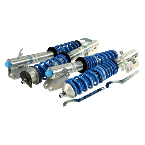 Bilstein® - B16 Series PSS9 Front and Rear Lowering Coilover Kit