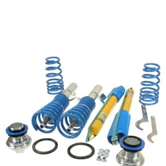 Bilstein® - B14 Series Front and Rear Lowering Coilovers