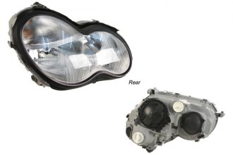 Bosch® - Headlight Assembly
