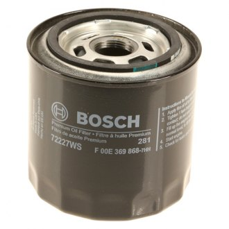 Bosch® - Workshop™ Spin-On Oil Filter