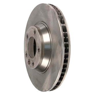 Brembo® - UV Coated Series 1-Piece Front Passenger Side Brake Rotor