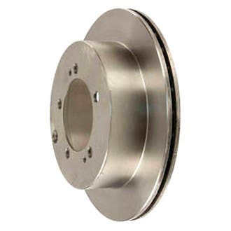 Brembo® - UV Coated Series 1-Piece Rear Brake Rotor