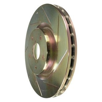Brembo® - Gas Slotted Brake Disc Set