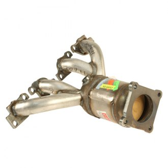 DEC® - Front Exhaust Manifold with Integrated Catalytic Converter
