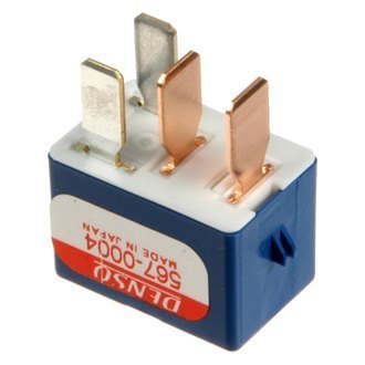 Denso® - Engine Cooling Fan Motor Relay