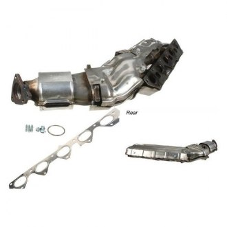 WP DORMAN Exhaust Parts