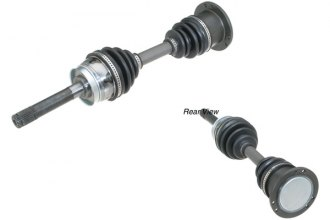 EMPI® - Axle Assembly
