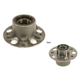Febi® - Front Wheel Bearing and Hub Assembly