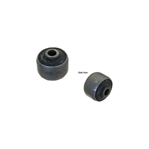 Silver Hose /& Stainless Black Banjos Pro Braking PBK4269-SIL-BLA Front//Rear Braided Brake Line
