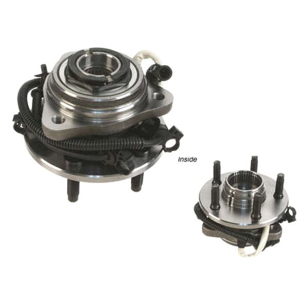 Farm Implement Hub Bearings : First equipment quality ford ranger wd  front