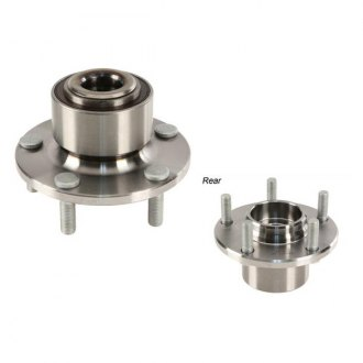 First Equipment Quality® - Wheel Bearing and Hub Assembly