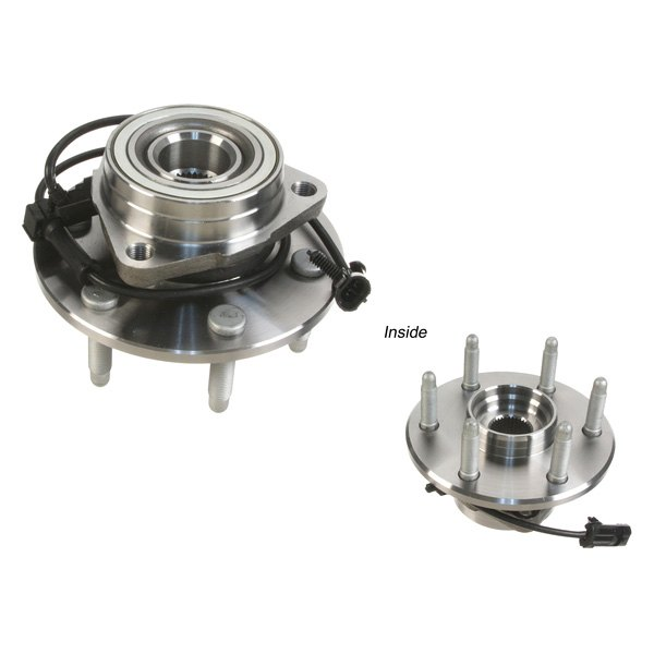 Farm Implement Hub Bearings : First equipment quality chevy avalanche front
