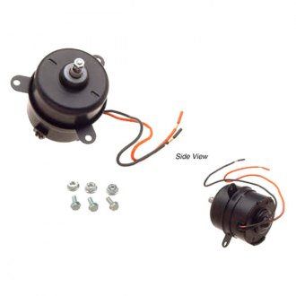 Four Seasons® - Auxiliary Engine Cooling Fan Motor