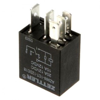 Four Seasons® - Engine Coolant Radiator Fan Motor Relay