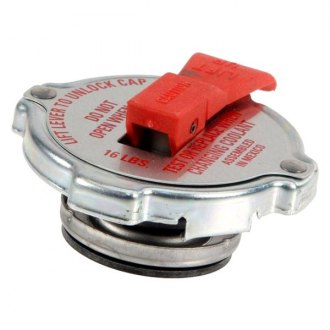 Gates® - Engine Coolant Radiator Cap