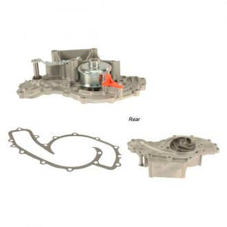 Geba® - Techno Polymer Impeller Engine Coolant Water Pump