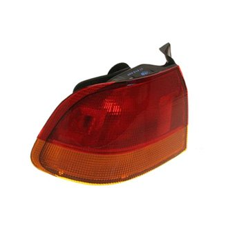 TYC® - Driver Side Replacement Tail Light Housing