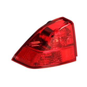 TYC® - Replacement Tail Light Housing