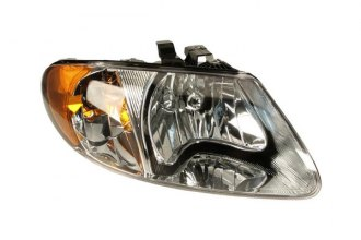 Genera® W0133-1843444-TYC - Headlight Assembly