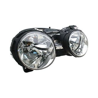 Genuine® - Passenger Side Replacement Headlight Assembly