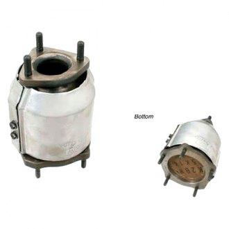 Genuine® - C.A.R.B. Compliant Front Catalytic Converter