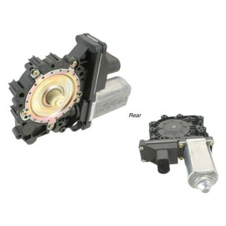 Genuine® - Front Driver Side Window Motor