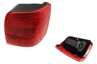 Genuine® W0133-1604557-OES - Tail Light Assembly