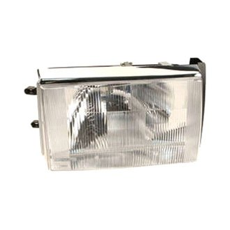 Genuine® - Passenger Side Replacement Headlight