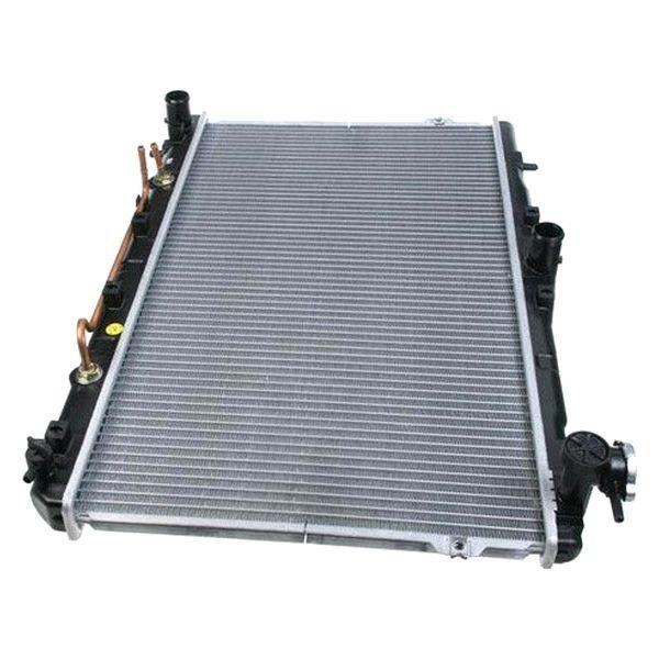Genuine® - Aluminum Aluminum Core Radiator