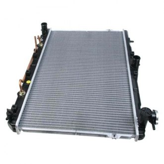 Genuine® - Aluminum Core Radiator