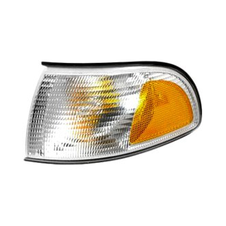 Genuine® - Front Driver Side Turn Signal Light