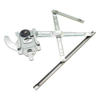 Genuine® - Front Driver Side Window Regulator without Motor